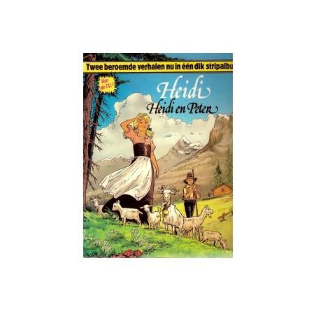 Wijn Heidi / Heidi & Peter 1e druk 1979