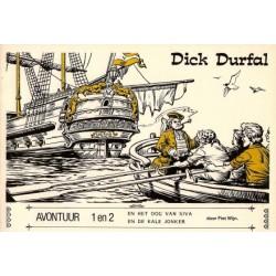 Dick Durfal Het oog van Siva / De kale jonker 1981