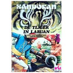 Sandokan 02% De tijger van...