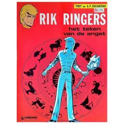 Rik Ringers 19 Het teken...
