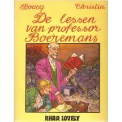 Boucq De lessen van professor Boeremans 1e druk 1983