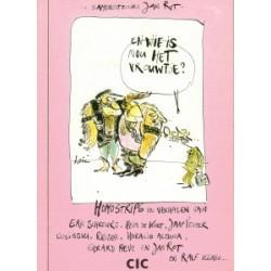 Homo strips<br>En wie is nou het vrouwtje?<br>1e druk 1986