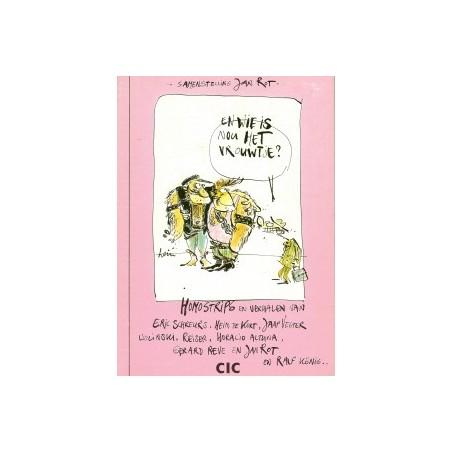 Homo strips En wie is nou het vrouwtje? 1e druk 1986