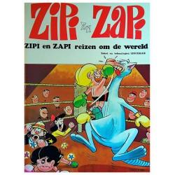 Zipi en Zapi 01 Reizen om...