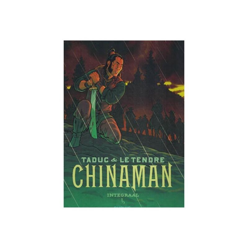 Chinaman  integraal 01 HC