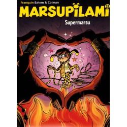 Marsupilami  33 Supermarsu