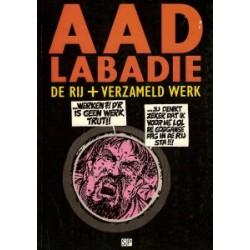 Labadie De rij + verzameld werk 1e druk 1984