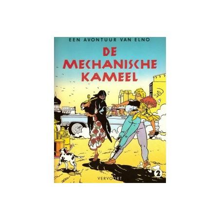 Elno 02 De mechanische kameel 1e druk 1991
