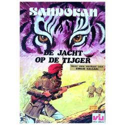 Sandokan 03 De jacht op de...