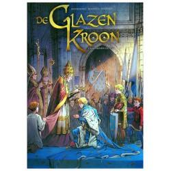 Glazen kroon 01 Leed boven...