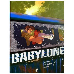 Babylone HC 01 De klopjacht