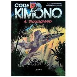 Code Kimono 04 Staatsgreep