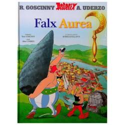 Asterix  Latijn 02 Falx...