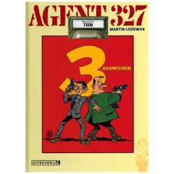 Agent 327  HC 10 3 Avonturen