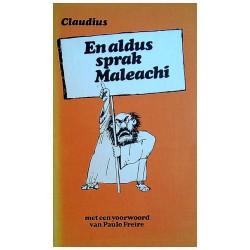 Aldus sprak Maleachi pocket...