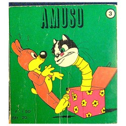Amuso 03 1e druk 1969