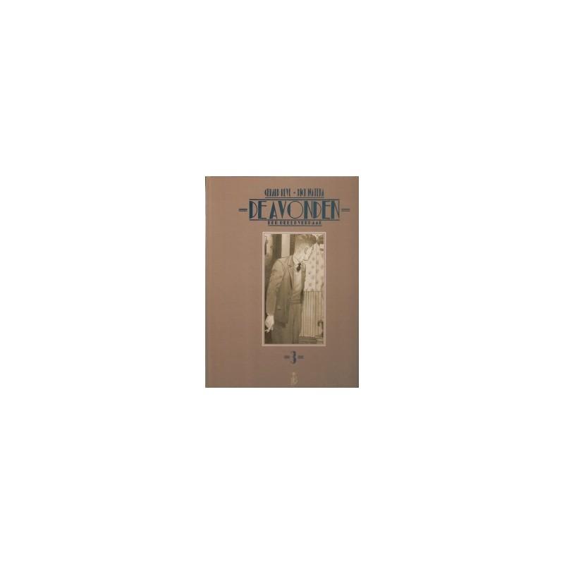 Avonden Een beeldverhaal 03 HC 1e druk 2004