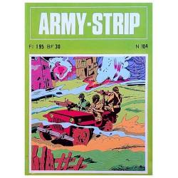 Army-strip pocket 104 Twee...