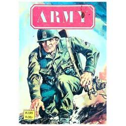 Army pocket 14 Val aan en...