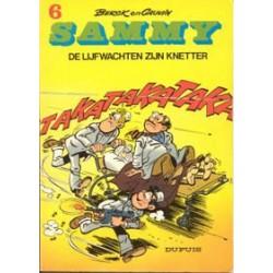 Sammy 06 De lijfwachten zijn knetter 1e druk 1975