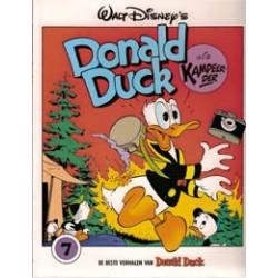 Donald Duck beste verhalen 007 Als kampeerder 1e druk 1977