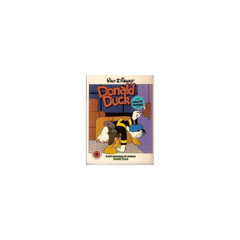 Donald Duck beste verhalen 008 Als nachtwaker 1e druk 1978