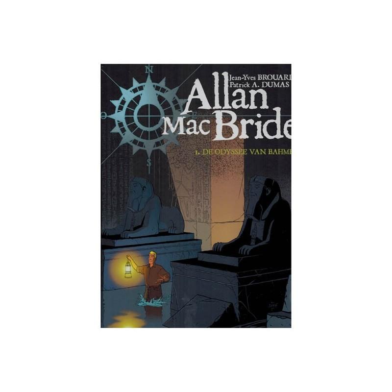 Allan Mac Bride HC 01 De odyssee van Bahmes