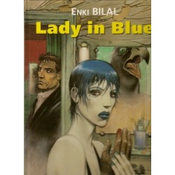 Bilal<br>Lady in blue HC