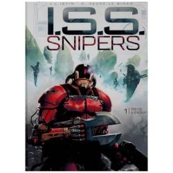 I.S.S. Snipers HC 01 Reid...