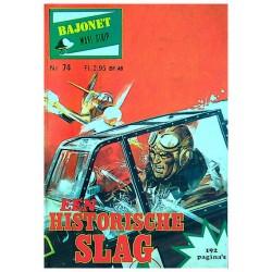 Bajonet maxi strip 074 Een...