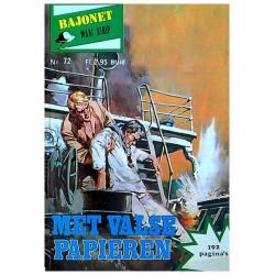 Bajonet maxi strip 072 Met...