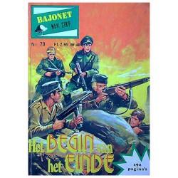 Bajonet maxi strip 070 Het...