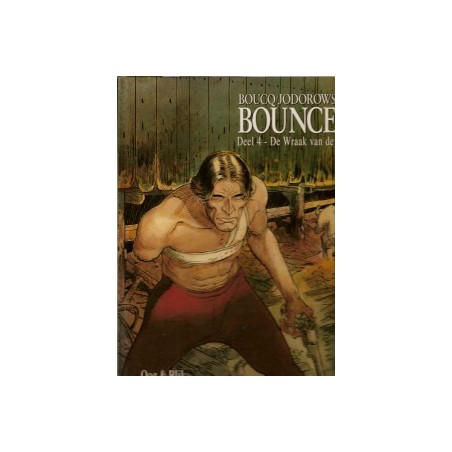 Bouncer  04 HC De wraak van de beul