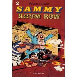 Sammy 02 Rhum row herdruk