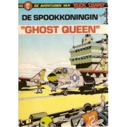 Buck Danny 40 - De spookkoningin ghost queen 1e druk 1979