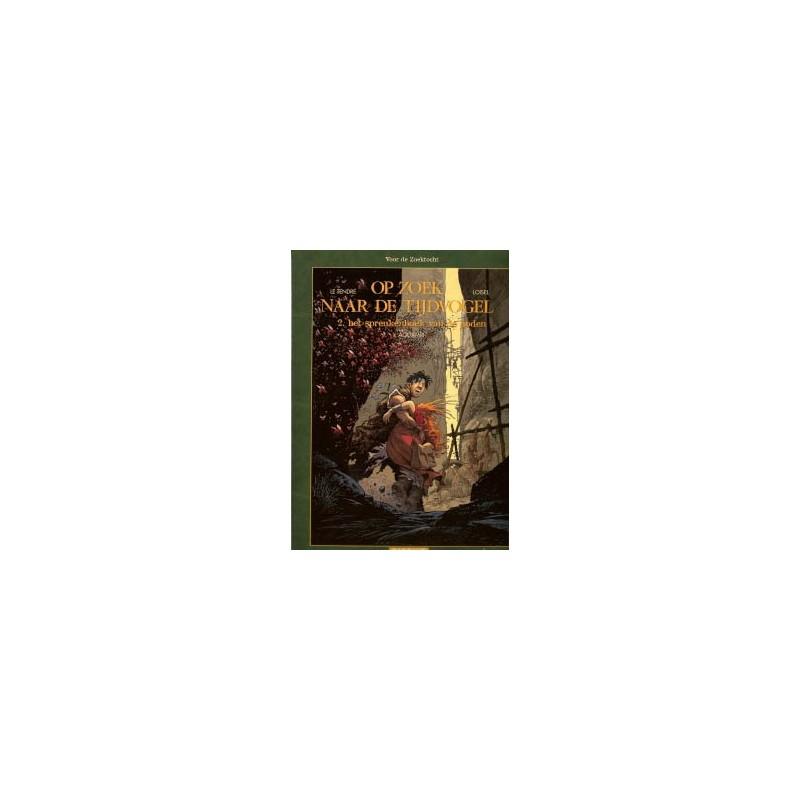 Op zoek naar de tijdvogel  06 Het spreukenboek van de goden (Voor de zoektocht 2)