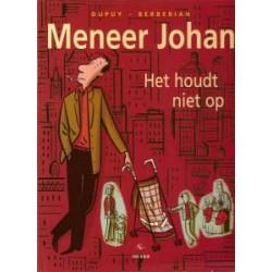 Meneer Johan 05<br>Het houdt niet op HC