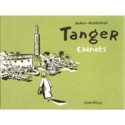 Dupuy & Berberian<br>Tanger carnets