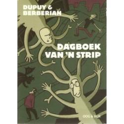 Dupuy & Berberian<br>Dagboek van `n strip