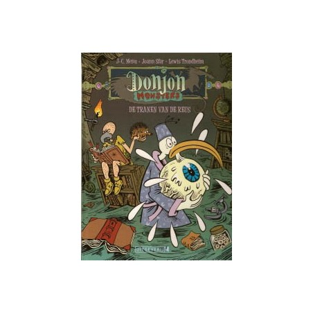 Donjon Monsters 02 De tranen van de reus HC