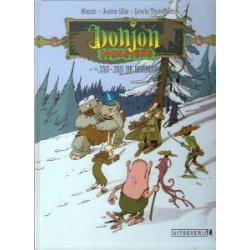 Donjon<br>Monsters 01<br>Jan-jan de boeman HC