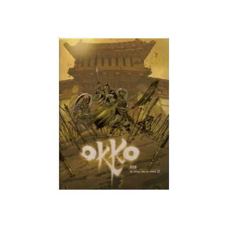 Okko 04 De cyclus van de aarde II HC