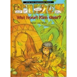 Wat hoort Kim daar? HC Strip voor beginnende lezers