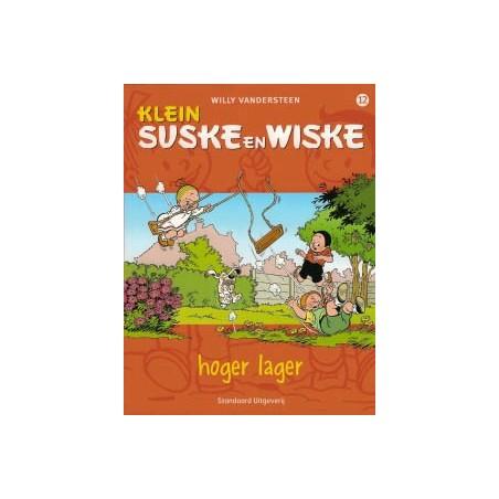 Klein Suske & Wiske 12 Hoger lager