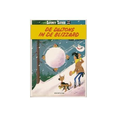 Lucky Luke  I 22 De Daltons in de blizzard