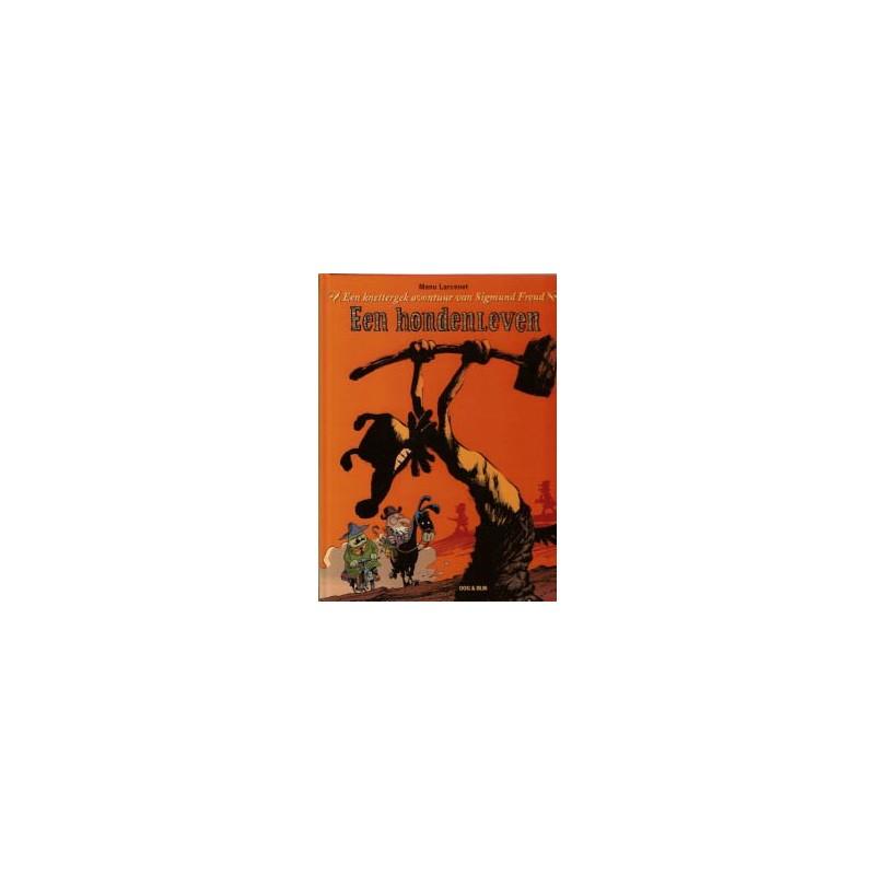 Larcenet Een hondenleven 01 Avontuur van Sigmund Freud HC