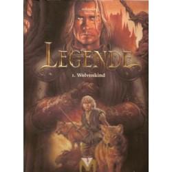 Legende<br>B01 - Wolvenkind HC