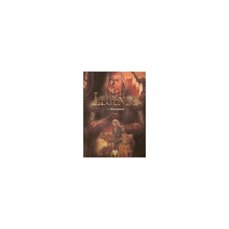 Legende M01 Wolvenkind 1e druk 2003