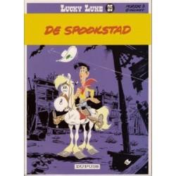 Lucky Luke 25 De spookstad