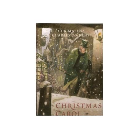 Matena  strips Christmas carol HC